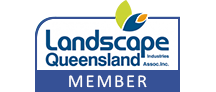 landscape qld pool contractor logo