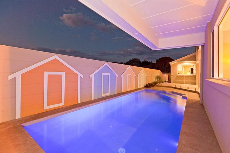 Unique, Luxury Pools & Surrounds